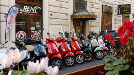 My-scooter-rent-in-rome-rent-vespa-and-scooter-in-rome-via-lazio-33-across-via-veneto-roma